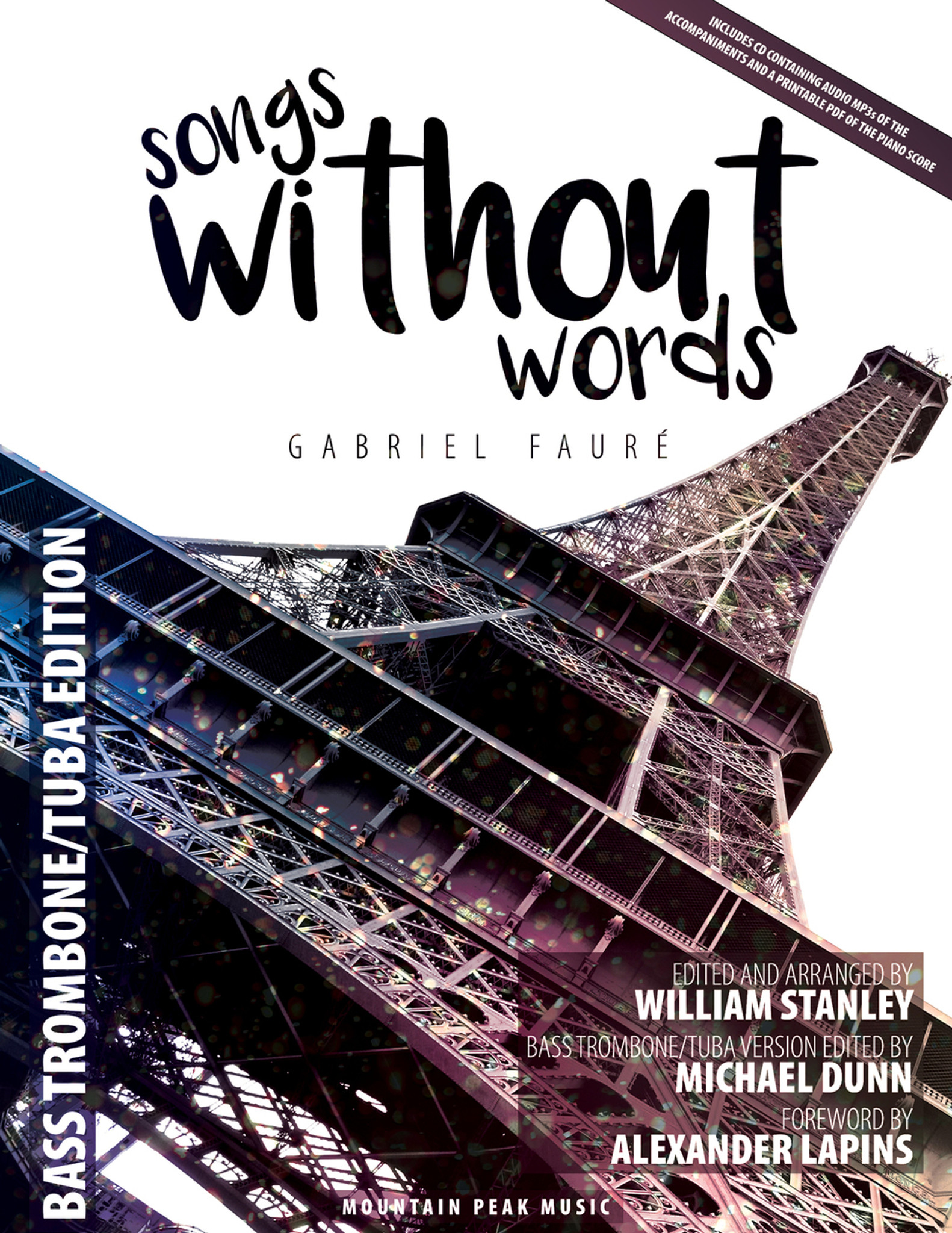 Songs Without Words for Bass Trombone/Tuba