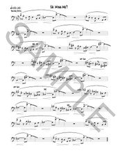 Flow Studies with a Jazz Flavor for Tenor Trombone