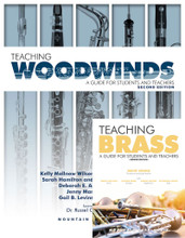 Teaching Woodwinds and Teaching Brass Bundle - Hard Copy Version