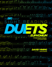 Big Book of Sight Reading Duets for Euphonium