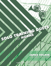 Solo Training Duets for Horns - Old Edition