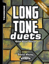 Long Tone Duets for Trombone, Ralph Sauer Edition - PDF/MP3 Download Version