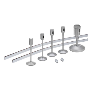 WAC Flexrail Suspensions and Rail Accessories