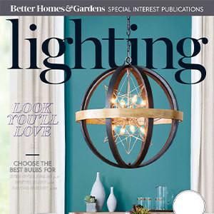 2019 Better Homes Lighting