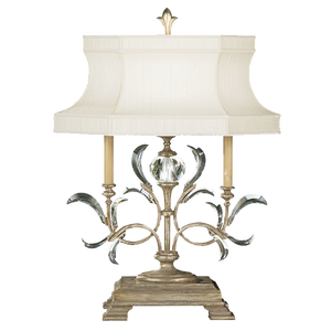 Crystal Floor & Table Lamps