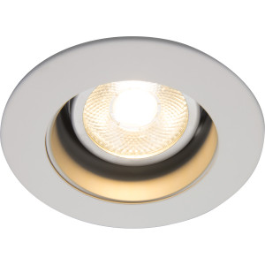 Round adjustable Alzak trim -R3-421MWAA