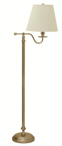 Bennington Floor Lamp B502-WB