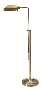 Coach Adjustable Pharmacy Floor Lamp CH825-AB