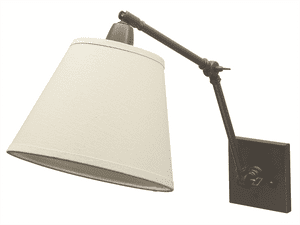 Direct Wire Library Lamp DL20-OB
