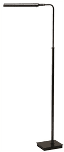 Generation Adjustable LED Floor Lamp G300-BLK