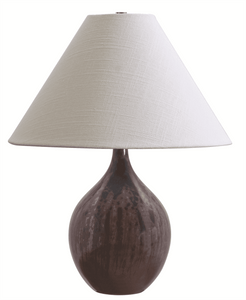Scatchard Stoneware Table Lamp GS200-DR