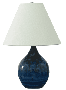 Scatchard Stoneware Table Lamp GS200-MID