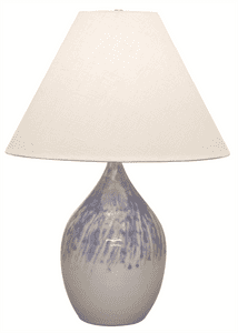 Scatchard Stoneware Table Lamp GS400-DG
