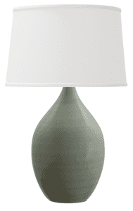 Scatchard Stoneware Table Lamp GS402-CG