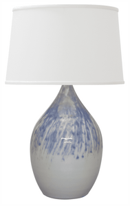 Scatchard Stoneware Table Lamp GS402-DG