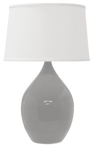 Scatchard Stoneware Table Lamp GS402-GG