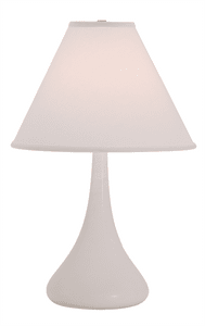 Scatchard Stoneware Table Lamp GS800-WM