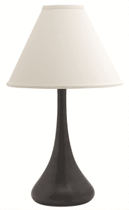Scatchard Stoneware Table Lamp GS801-BM