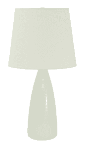 Scatchard Stoneware Table Lamp GS850-WG