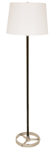 Morgan Floor Lamp M600-BLKPN