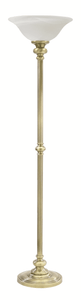 Newport Torchiere Floor Lamp N600-AB-O