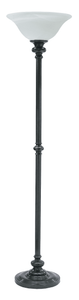 Newport Torchiere Floor Lamp N600-OB-O