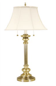 Newport Twin Pull Table Lamp N651-AB