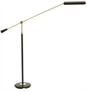 Grand Piano Counter Balance LED Floor Lamp PFLED-617