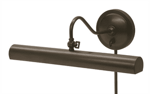 Library Adjustable Wall Lamp PL16-OB