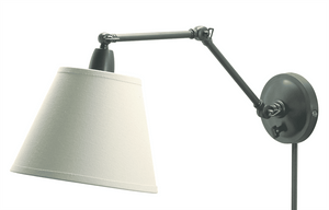 Library Adjustable Wall Lamp PL20-OB