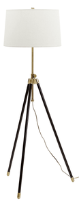 Tripod Adjustable Floor Lamp TR201-AB