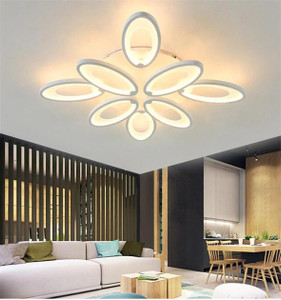 Moderate Flower LED Ceiling Light - MNK-108-M