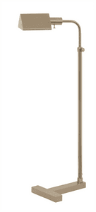 Fairfax Adjustable Pharmacy Floor Lamp F100-PN