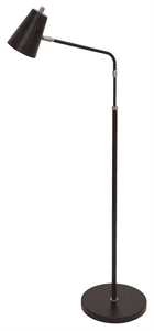 Kirby LED Floor Lamp K100-BLK