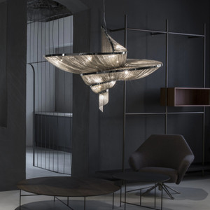 Terzani Epoque Suspension Chandelier