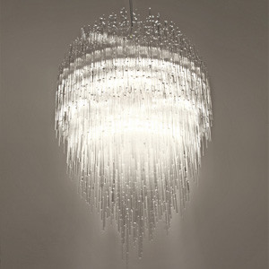 Terzani Iceberg Suspension Chandelier