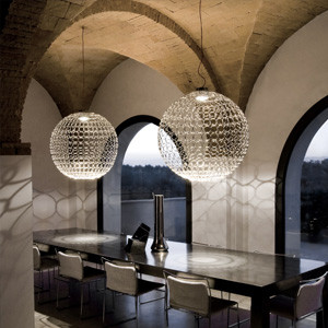 Terzani G.R.A Suspension Chandelier
