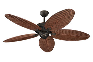 "52"" Cruise Outdoor Fan - Roman Bronze (Wet Rated) - 5CU52RB"