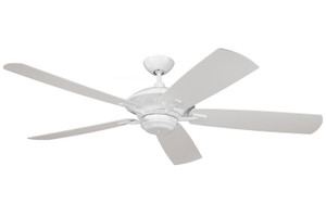 "60"" Cyclone Outdoor Fan - White - 5CY60WH"
