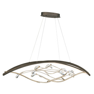 Eurofase Basilica Chandelier Led Oval Bronze - 34065-013