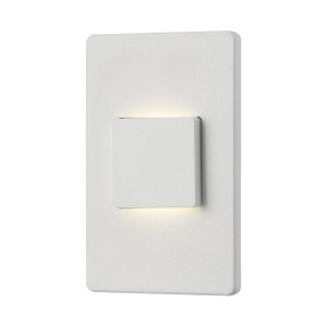 Eurofase Outdoor Led Inwall 3.3W White - 30287-013