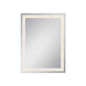Eurofase Mirror Led Back-Lit Rectangular Cryst - 33824-017
