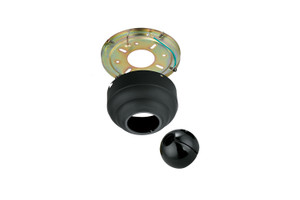 Slope Ceiling Adapter - Matte Black - MC95BK