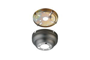 Flush Mount Canopy - Brushed Pewter - MC90BP