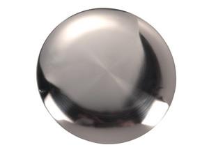 Minimalist Blanking Plate - Brushed Steel - MCM360BS