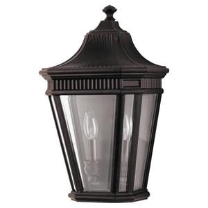 Murray Feiss Cotswold Lane 2 - Light Wall Lantern - OL5403GBZ