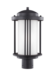 Seagull Crowell One Light Outdoor Post Lantern - 8247901-12