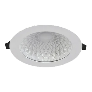 Super Thin Recessed LED Round Panel Lights
