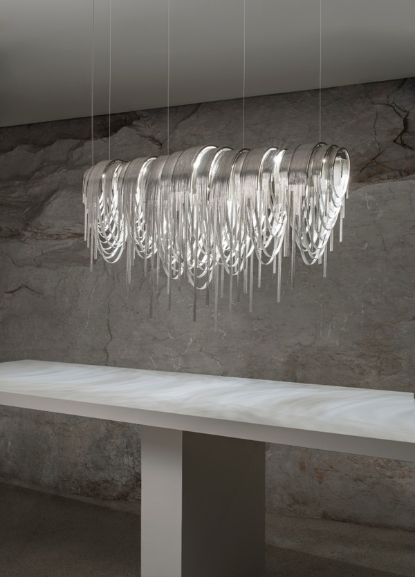 Terzani Volver Suspension Chandelier