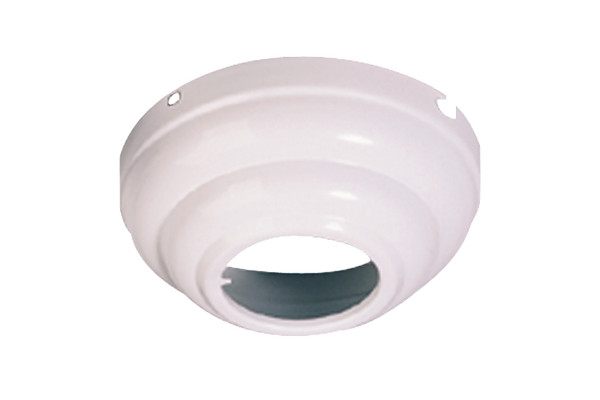 Slope Ceiling Adapter, White - MC95WH